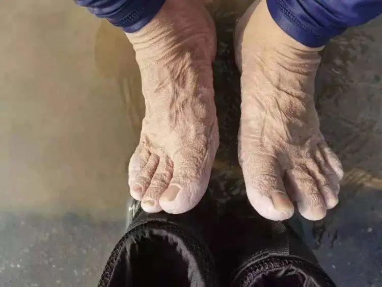谁认得出?这是他们的脚!